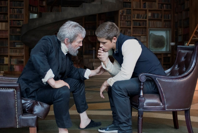 Mary Vernieu and Venus Kanani Give Faces to the Timeless Characters in 'The Giver'