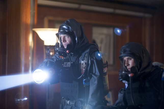 Denise Chamian on Discovering New Actors for 'The Last Ship'