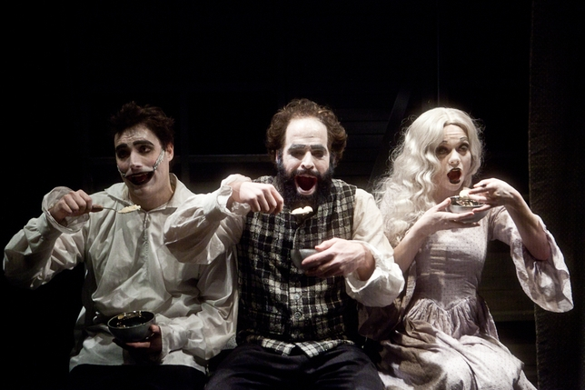 Amusing and Touching, 'The Man Who Laughs' Evokes Chaplin and Keaton