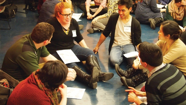 A Foot in the Door for NYC Theater Interns
