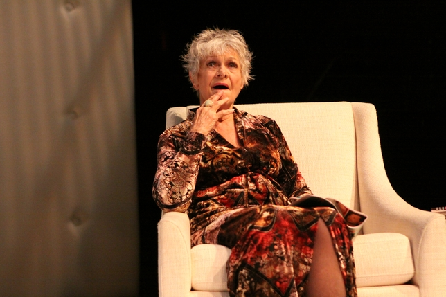 Estelle Parsons Dominates 'AdA,' Two Caustic One-Acts at La MaMa