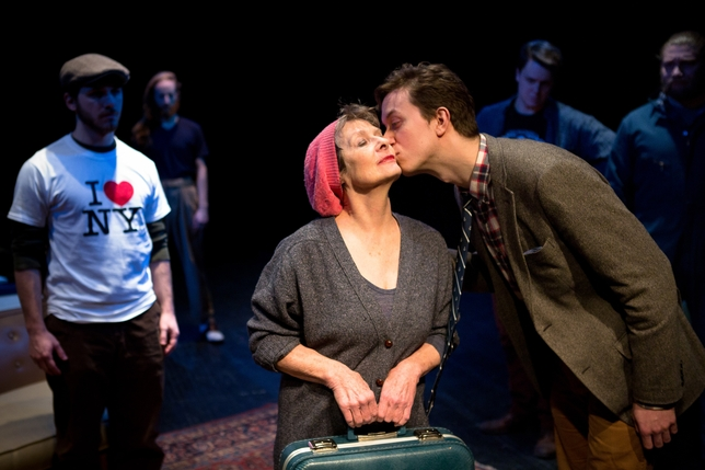 'Set in the Living Room of a Small Town American Play' Is Challenging but Rewarding