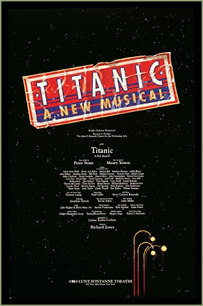 Now Casting Broadway's 'Titanic' and Other Upcoming Auditions