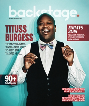 The 'Unbreakable' Tituss Burgess