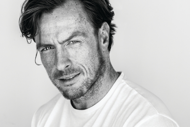 8 Questions With...Toby Stephens