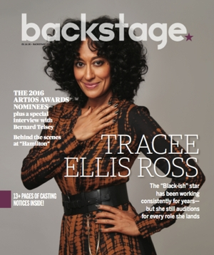 Why Tracee Ellis Ross Loves Auditioning