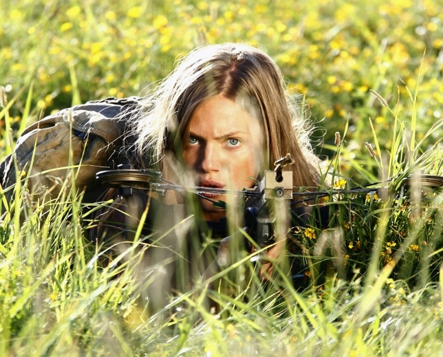 Tracy Spiridakos on Her Role in the Upcoming TV Series 'Revolution'