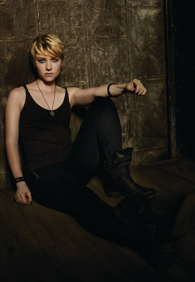 Spotlight On: Valorie Curry 'The Following'