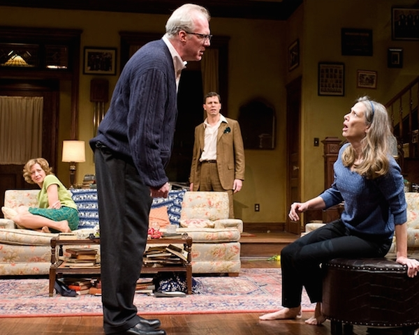 Tracy Letts is Amy Morton's 'Dreamboat' in 'Who's Afraid of Virginia Woolf?'