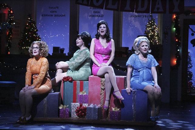 'Winter Wonderettes' Is a Freewheeling Crowd Pleaser