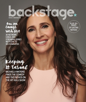 Fall in Love With Michaela Watkins