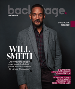Will Smith Is Back—and Happier About His Acting