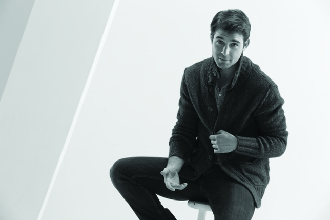 James Wolk Stays Sane on 'The Crazy Ones'