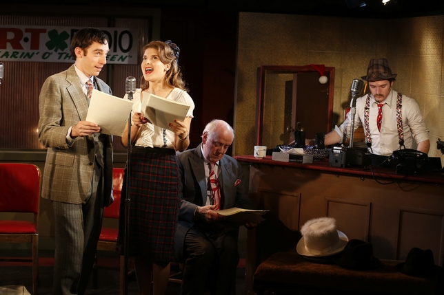 'It's a Wonderful Life: A Live Radio Play' Has Emotional Potency