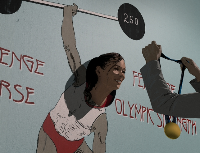 Find Your Olympic Talent