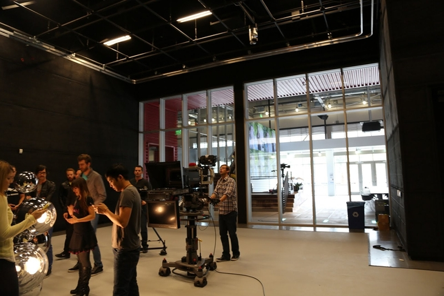 YouTube Launches Production Studio Space in L.A.