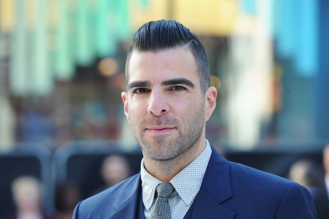 Zachary Quinto On Why He's Not Returning to 'Heroes'