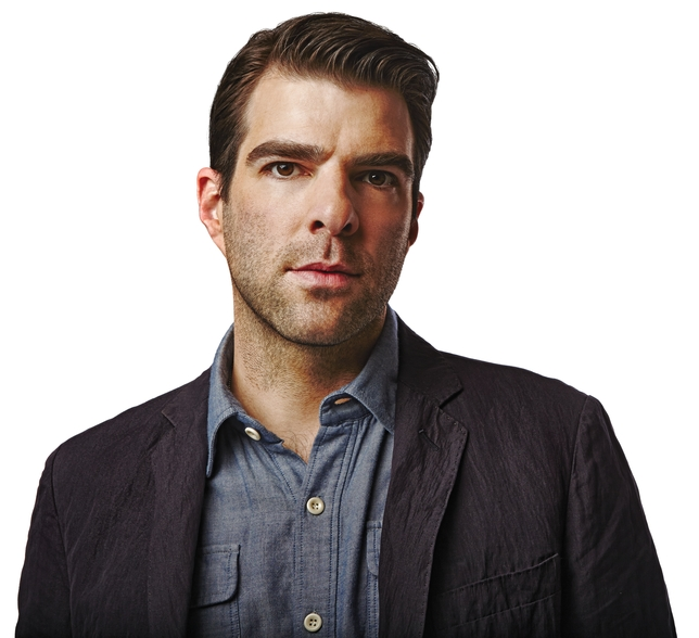 Zachary Quinto Talks 'Star Trek,' Coming Out, and the Return of 'Heroes'