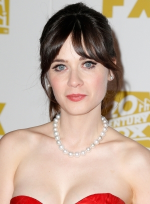 'New Girl' Star Zooey Deschanel Starts Production Company, Signs TV Deal