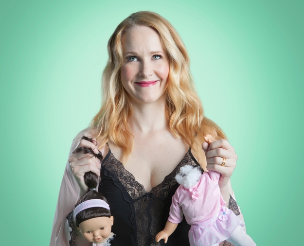 Two-Time Tony Winner Katie Finneran Takes On the 'Delicious' Miss Hannigan in 'Annie'