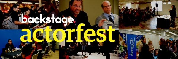 Actorfest NY Workshops Announced