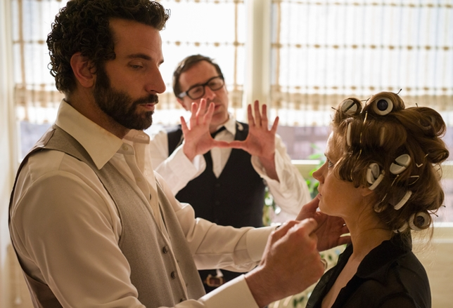 Sponsored: Slideshow: Exclusive Featurettes Highlight Cast From 'American Hustle'