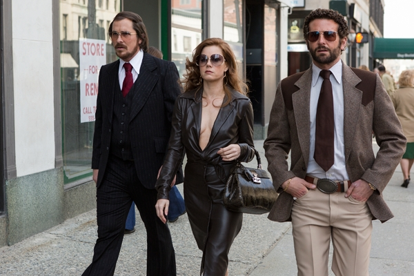 Highlights From Our Exclusive Q&A With David O. Russell and the Cast of 'American Hustle'