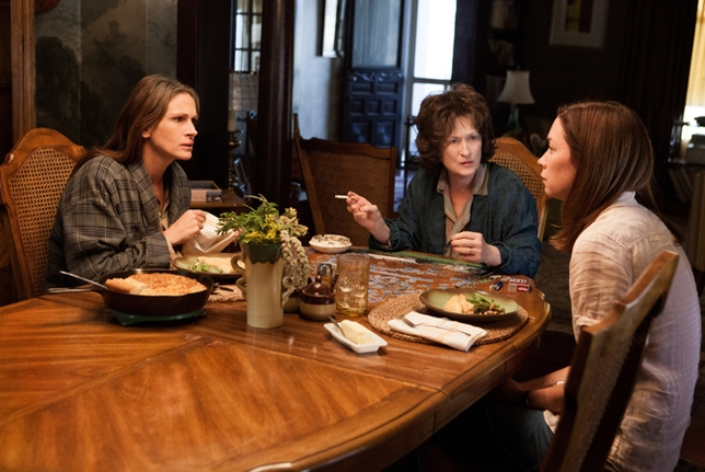Sponsored: Meryl Streep, Julia Roberts, and The Forgotten Character in 'August: Osage County'