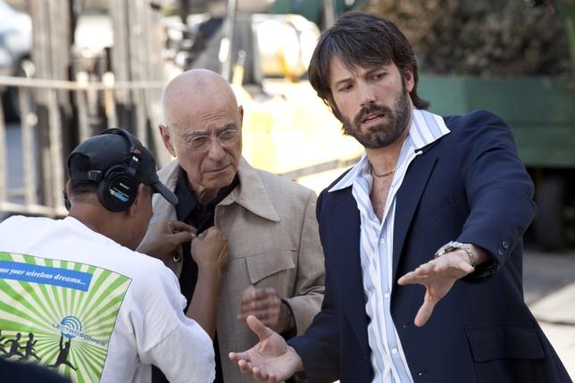 'Argo' Takes Top Prize at Critics Choice Awards