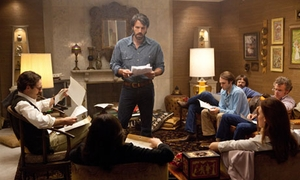 'Argo,' 'Here Comes the Boom' Reviewed