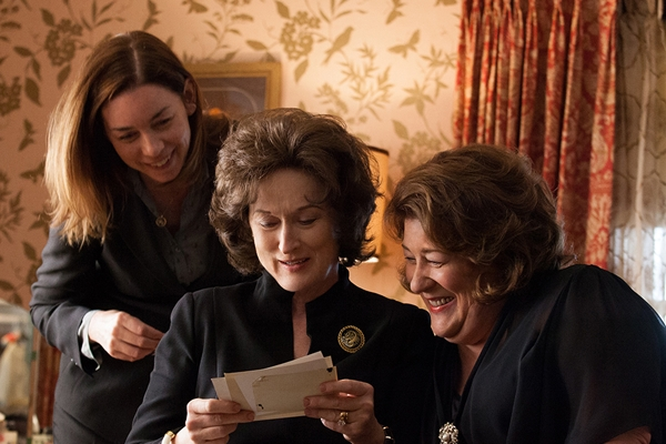 Sponsored: Streep, Martindale Talk 'August: Osage County'