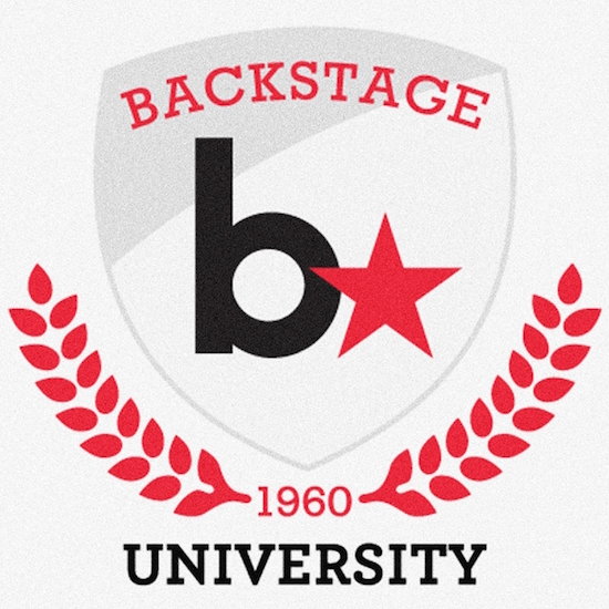 Backstage University Provides Essential Learning for Actors
