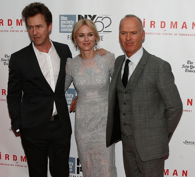 Gotham Awards Honor Keaton's 'Birdman'