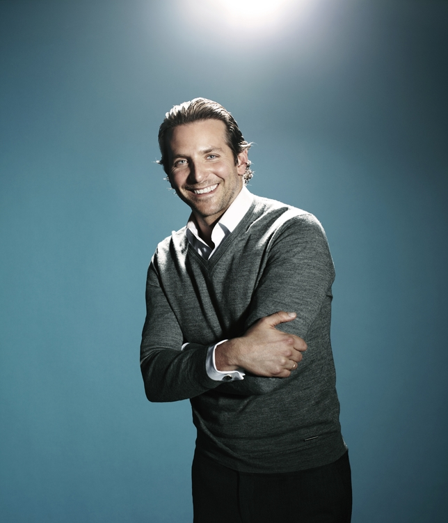 Bradley Cooper Steps Outside the Box in 'Silver Linings Playbook'