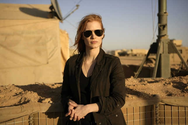 Jessica Chastain and Kathryn Bigelow's 'Secret Mission' (Video)