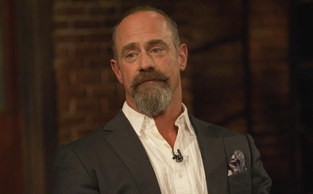 WATCH: Christopher Meloni Contrasts Roles on 'Oz' and 'SVU'