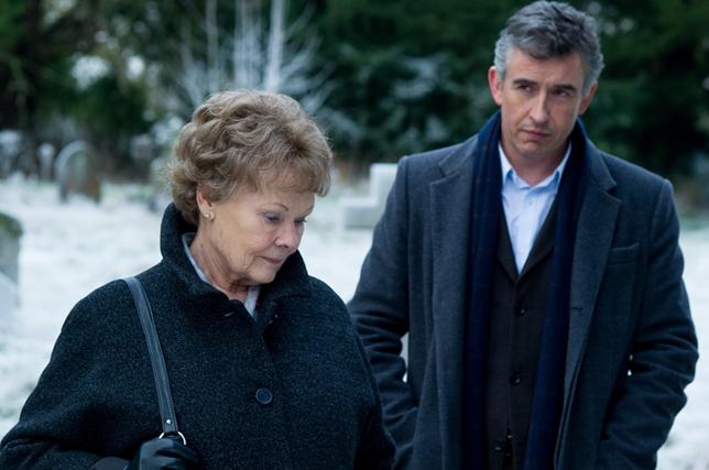 Sponsored: Dame Dench Grabs Oscar Buzz In 'Philomena'
