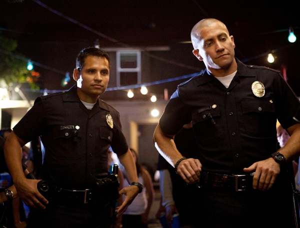 Mike Pesca Reviews 'End of Watch' and 'Dredd'