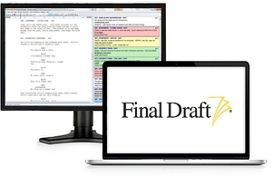 Final Draft Helps You Perfect Your Script on the Page