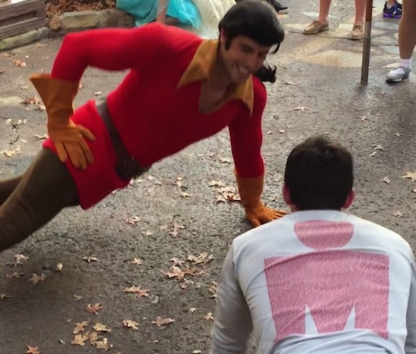 No One's Strong as Gaston!