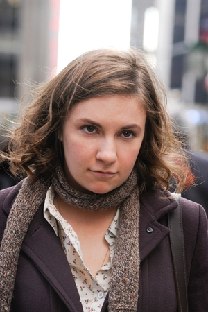 Lena Dunham On Playing a Character Similar to Herself on 'Girls'