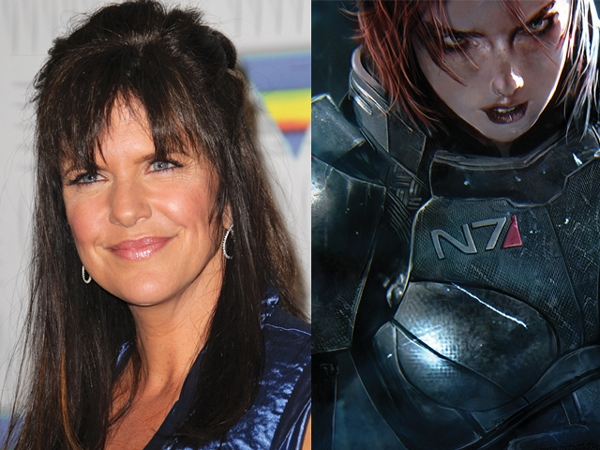 How to Act in Video Games: Jennifer Hale, 'Mass Effect 3'