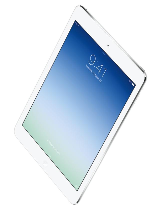 Apple's iPad Air Is a Sleeker, Faster iPad