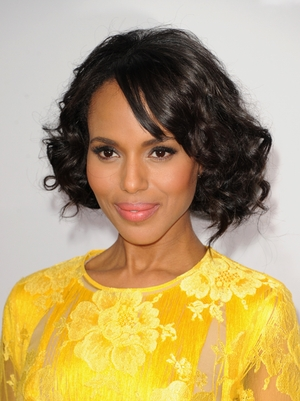 Kerry Washington On Going From Film to TV With 'Scandal'