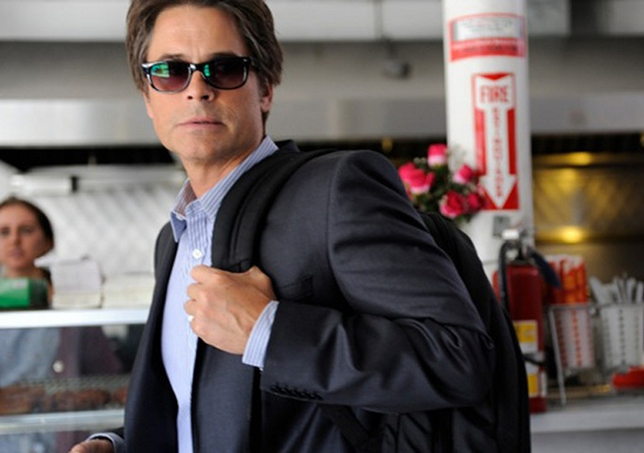 Rob Lowe's 'Knife Fight' Isn't Sharp Enough