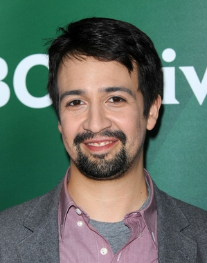 Spend Sundays at the Palace with Lin-Manuel Miranda