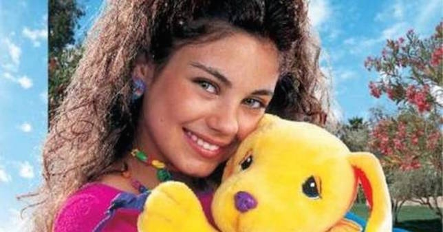 Mila Kunis Stars in This '90s Lisa Frank Ad