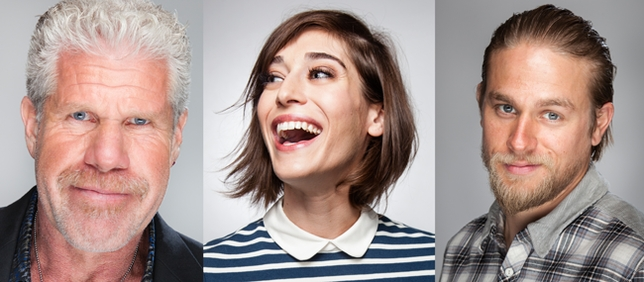Lizzy Caplan, Charlie Hunnam, and Ron Perlman Make a Movie for $400,000
