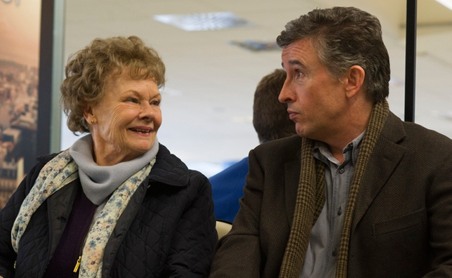 Sponsored: Steve Coogan and Judi Dench Shine as the Odd Couple in 'Philomena'