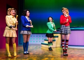 'Heathers' Off-Broadway Remake Hits the Stage